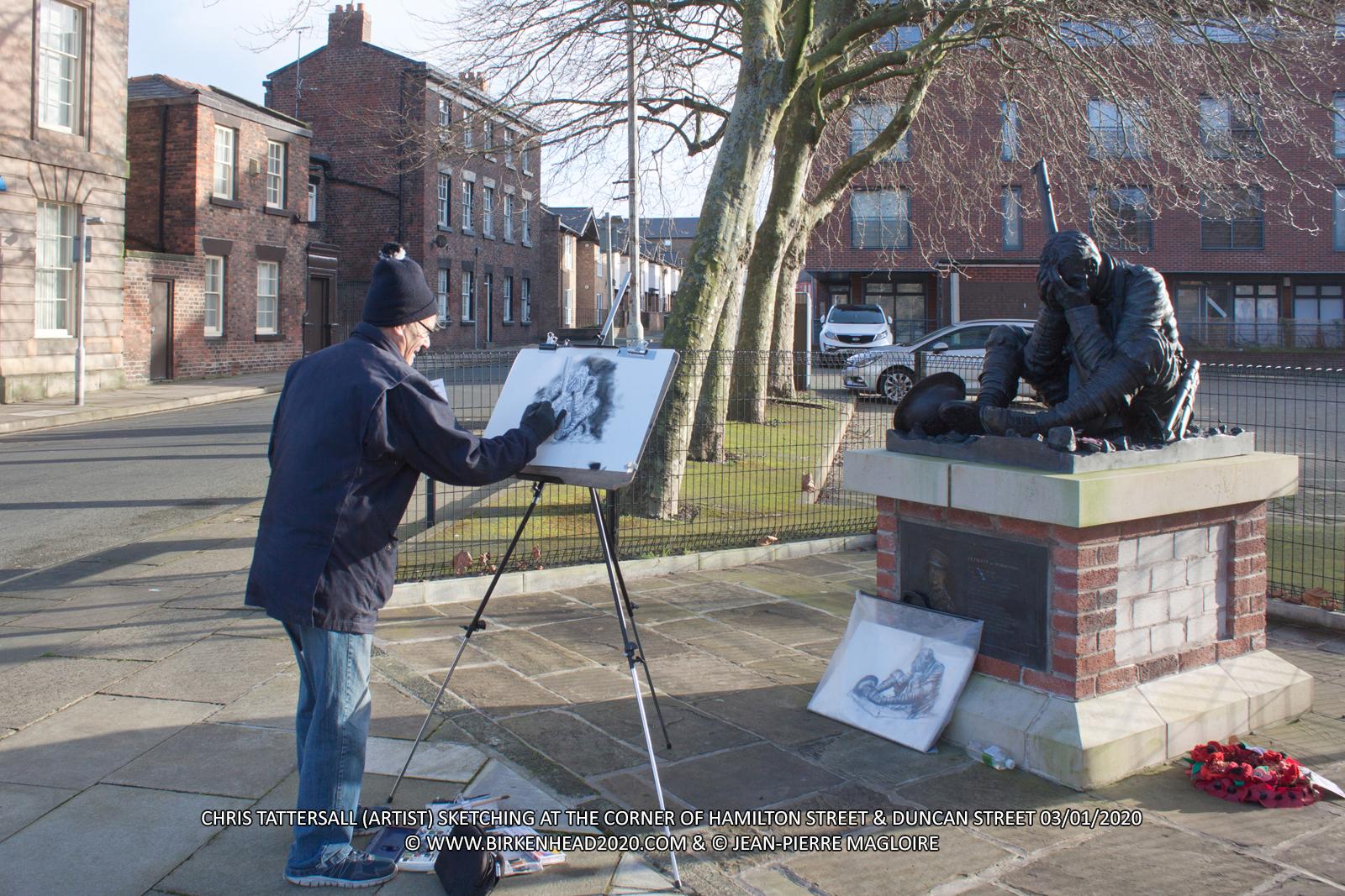 Futility Sculpture_Chris Tattersall_Hamilton St