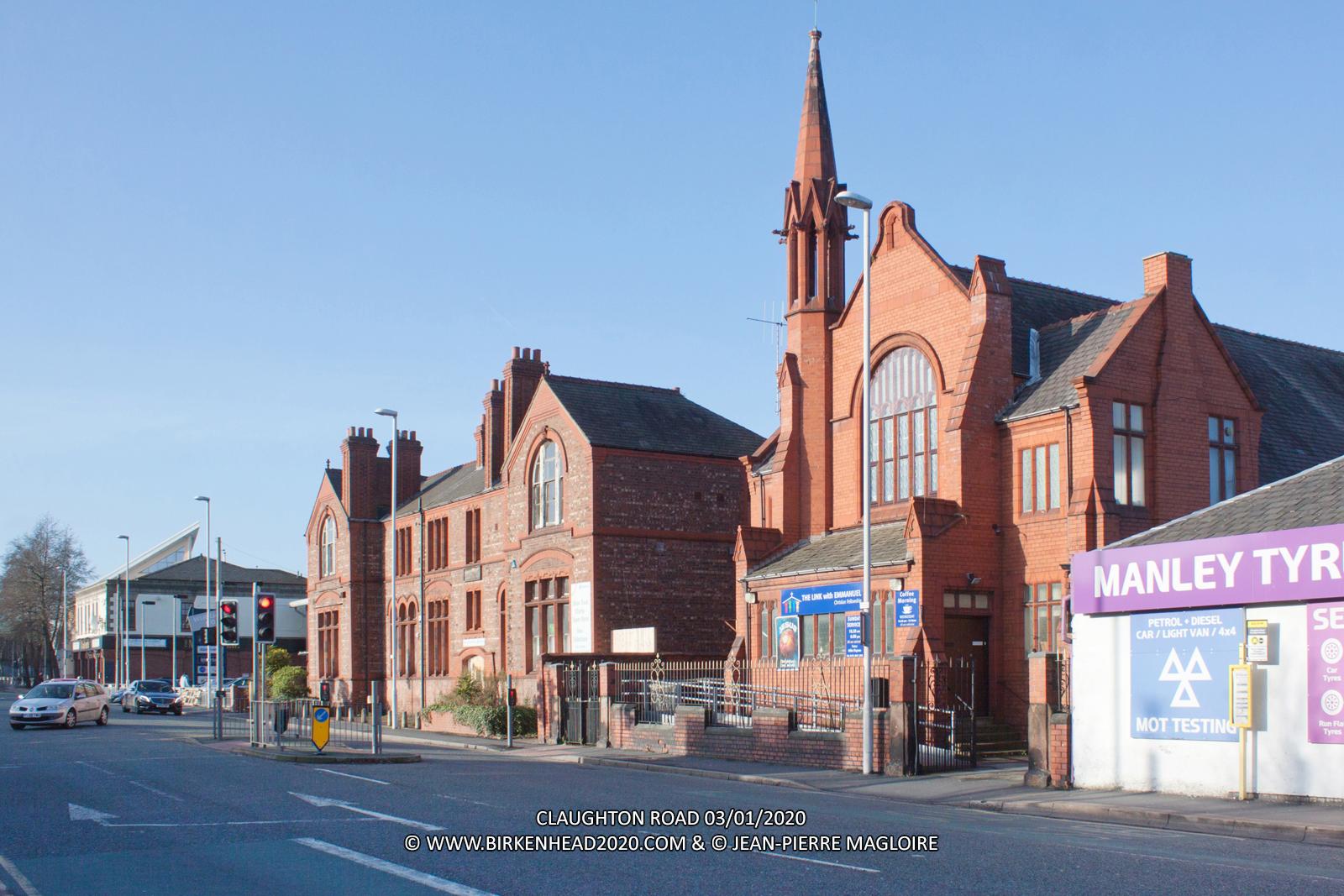 Claughton Road