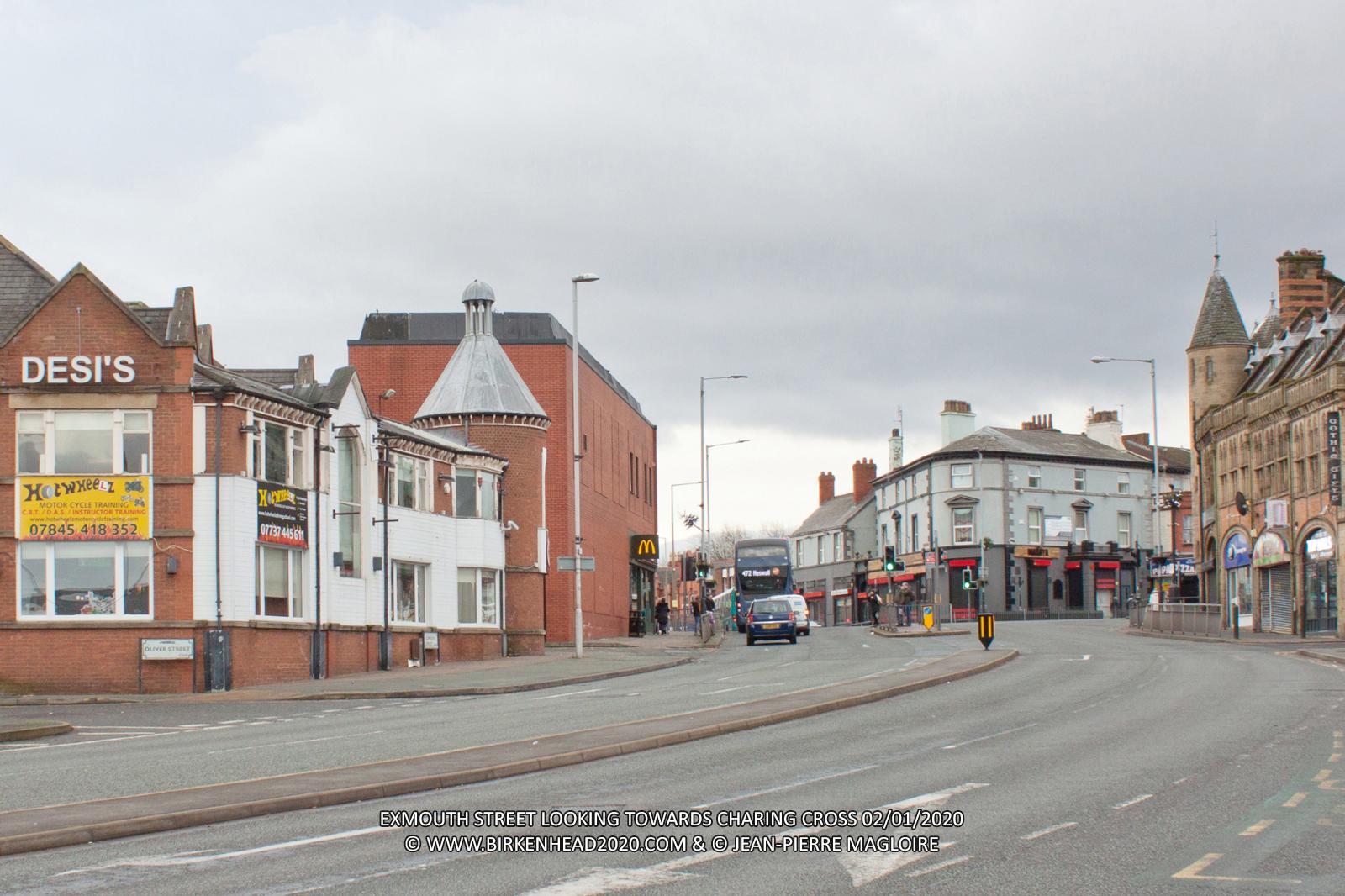 Exmouth Street_Desis