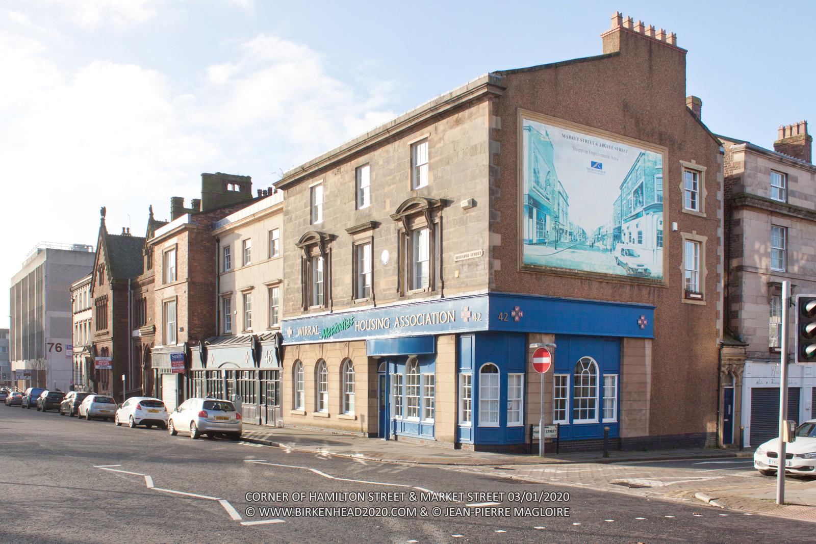 Methodist Housing Association_Hamilton Street
