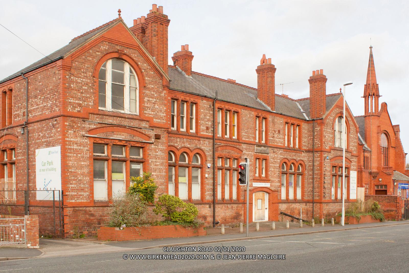 Shaw Trust_Claughton Road