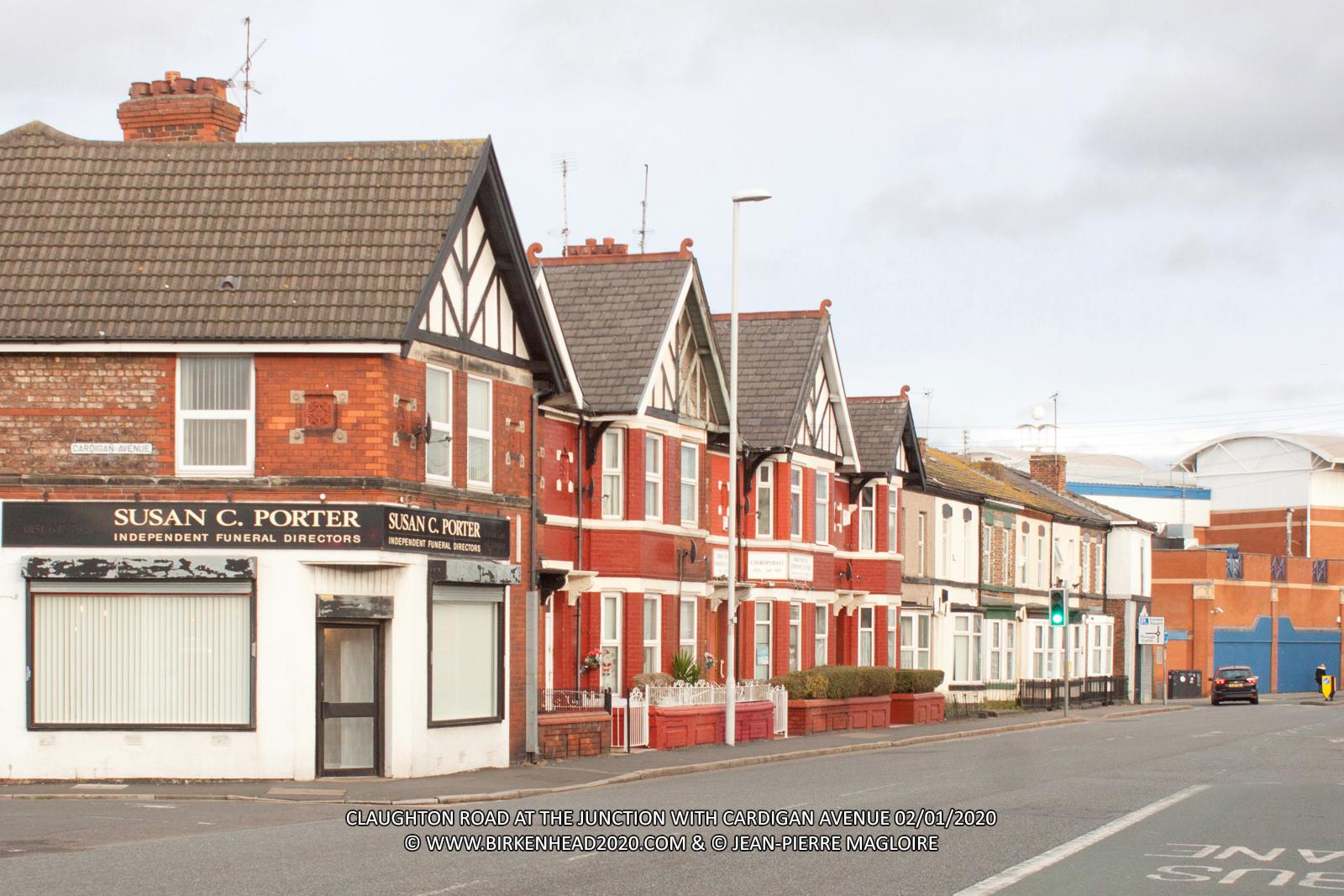 Susan C Porter_Claughton Road
