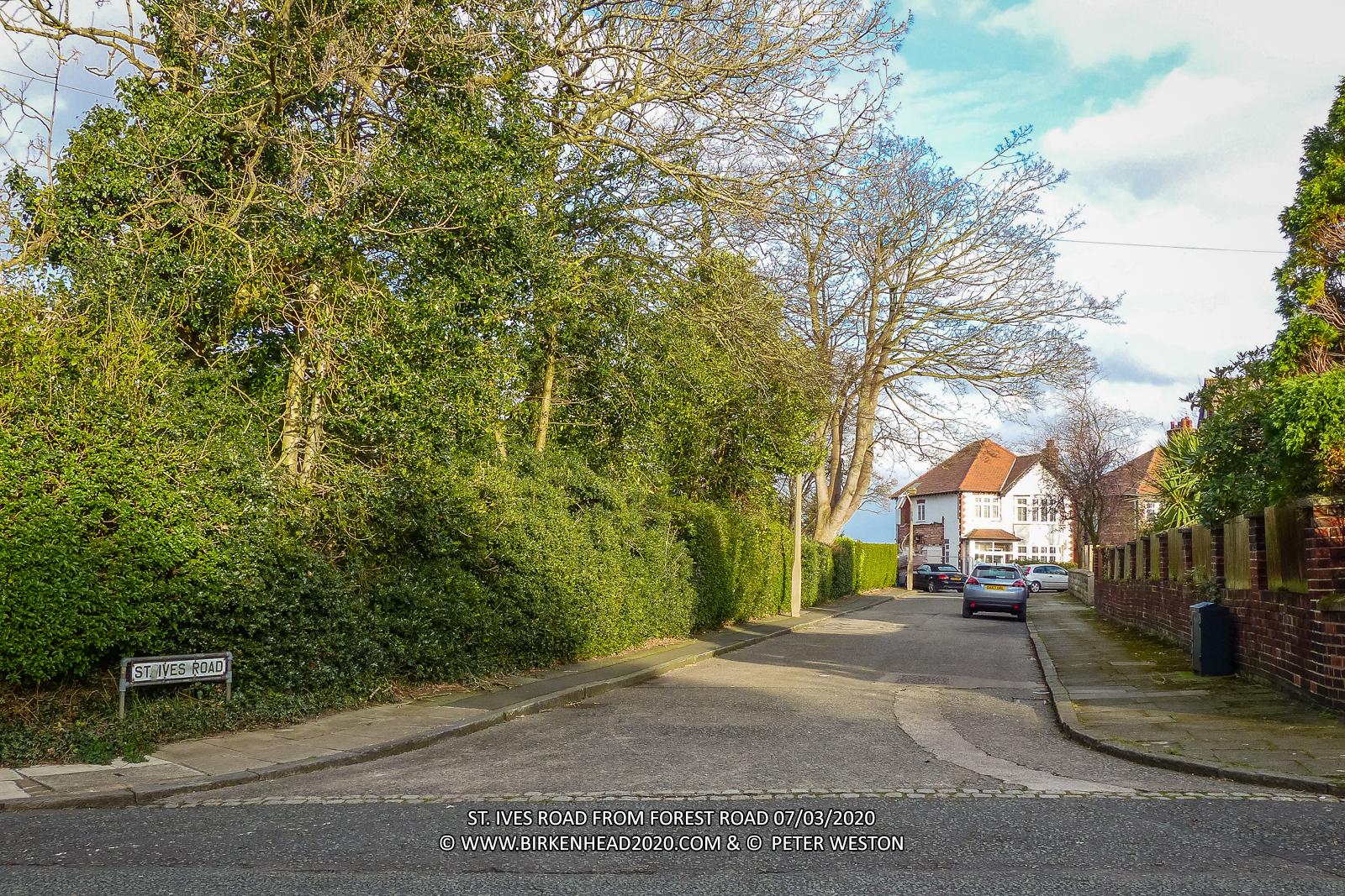 St. Ives Road