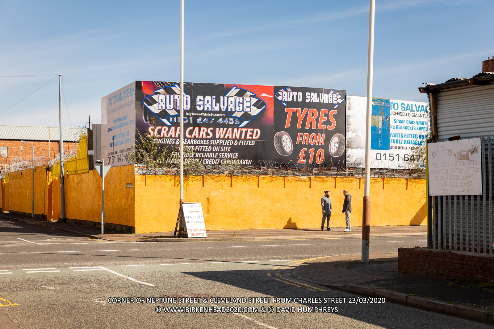 The Birkenhead2020 Project – March Round-up