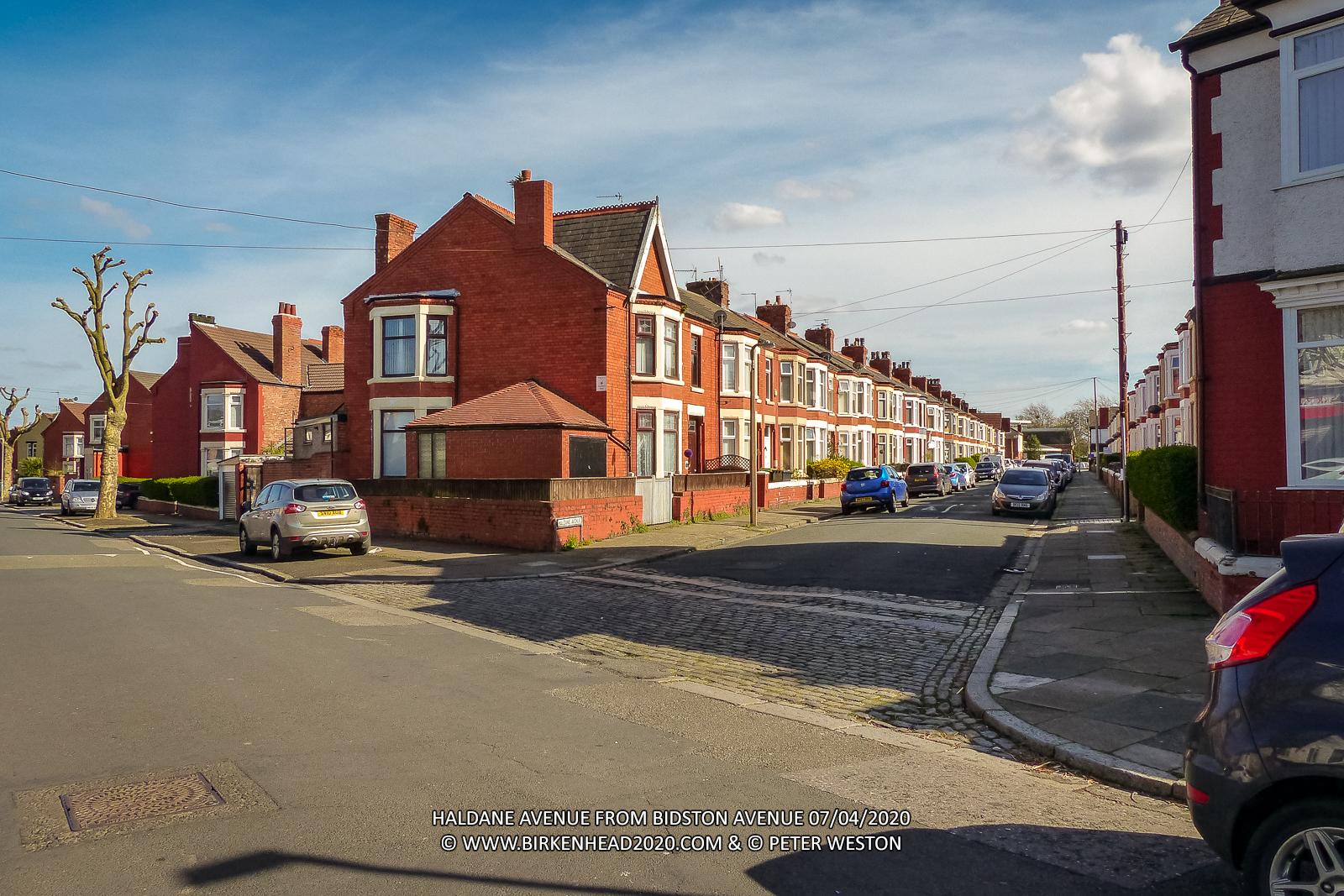 Haldane Avenue